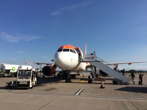bristol airport runway